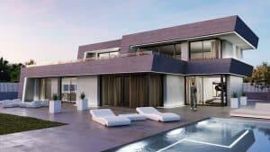בניית בית מעוצב