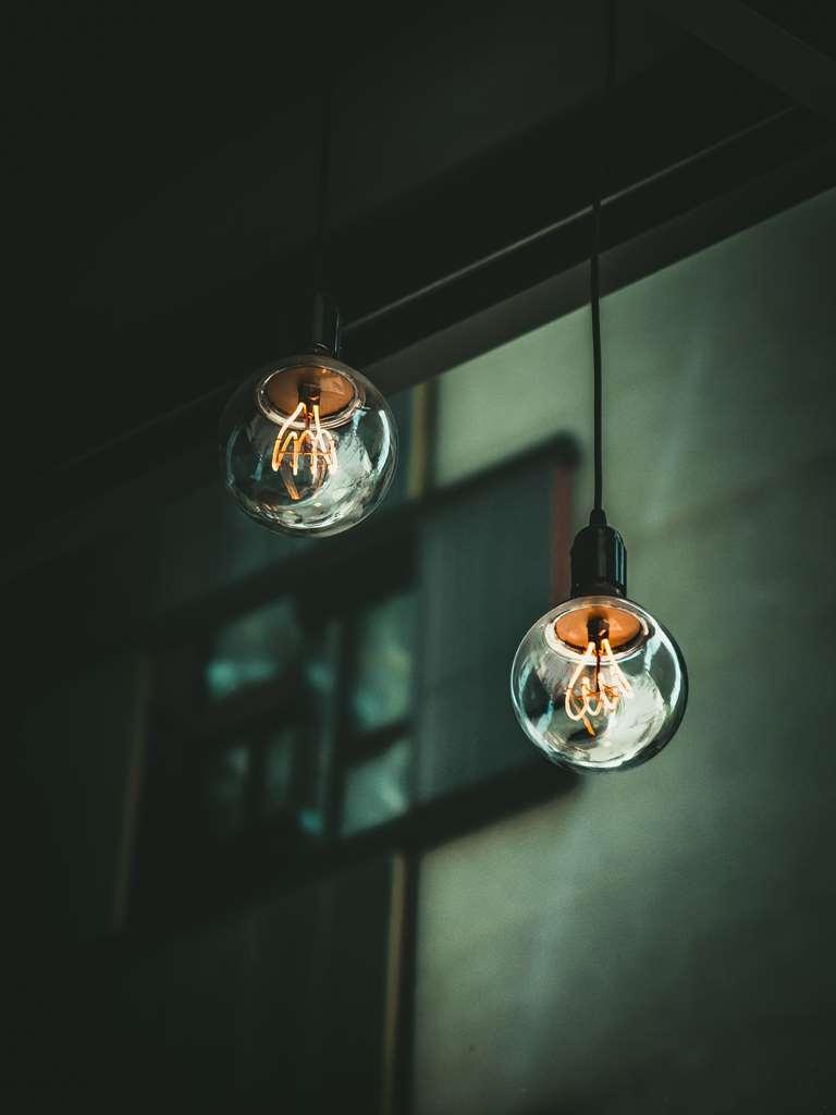 תאורה מעוצבת בסגנון רטרו